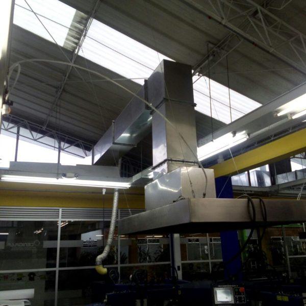 campana-plana-con-filtro-en-carbon-industrial